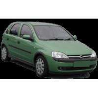 Глушители Фольксваген Опель Корса С (Volkswagen Corsa c)